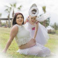 Прикосновение ангела :: Ольга