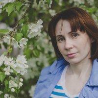 И яблони в цвету :: Anabel A