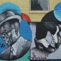 США. Вирджиния. Ричмонд. Street Art. :: Виктория