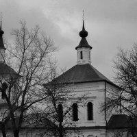Церковь в Старочеркасске :: Владимир Десятков