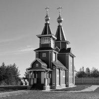 """Скит святых мучеников """" Флора и Лавра"""". :: Александр Архипкин"""
