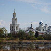 Монастырь :: Vasiliy V. Rechevskiy