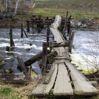 Старый мост :: Алексей. Бордовский