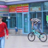 вело по вечерам :: Юрий Гайворонский