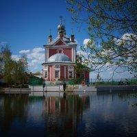 Церковь Сорока Мучеников Севастийских :: kolyeretka