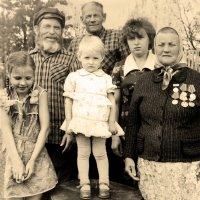Моя семья :: Валерий Талашов