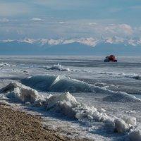 Экскурсия по льду :: Константин Шабалин