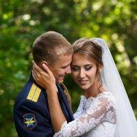 Никита и Юлия :: Артем Шамардин
