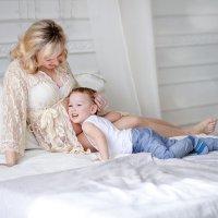 Катюша и Славик в ожидании малыша :: татьяна иванова