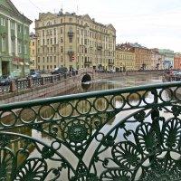 Певческий мост через Мойку :: Елена