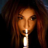 Магия огня :: Olga