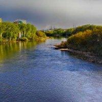 с моста :: Натали Акшинцева