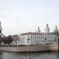 У Красногвардейского моста :: El Кондукова