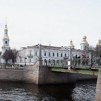 Красногвардейский мост :: El Кондукова