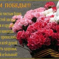 С Днем Победы! :: Наталья Джикидзе (Берёзина)