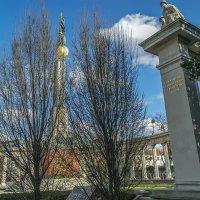 Памятник Советским воинам в Вене :: Игорь Сикорский