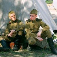 Какими были молодыми! :: Николай Карандашев