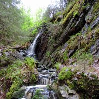 Водопады :: Елена Якушина