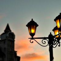 Уличный фонарь :: Сергей Алексеев