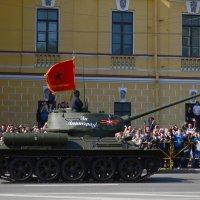 После парада :: Наталья Левина