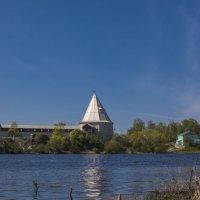 Староладожская крепость 2 :: Vadim Odintsov