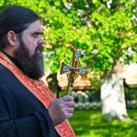 Молебен у Вечного огня :: Леонид Железнов