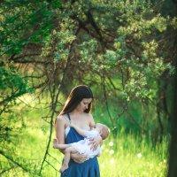 Мать и Дитя :: Валерий Худушин