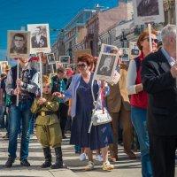 Вместе с прадедом на параде!!! :: PROBOFF-RO (Прилуцкий Ростислав)