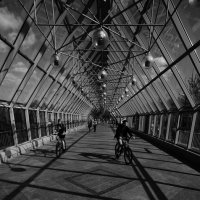 Культурный отдых в столице :: Алексей Соминский
