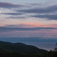 Вечер над Байкалом :: Константин Шабалин