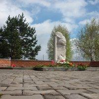 Памятник воинам Великой Отечественной . :: юрий Амосов