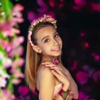 Цветочная фея :: Юлия