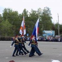 знамя в надёжных руках :: Максим Мальцев