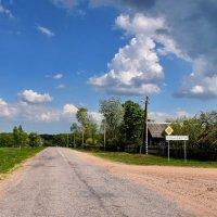 Деревня  Брынцаловичи. :: Валера39 Василевский.