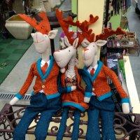 веселая троица... :: Александр Марусов