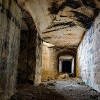 Потерна форта :: Миша Кравец