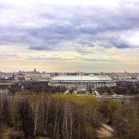 Стадион им. Ленина :: Елена Аксамит