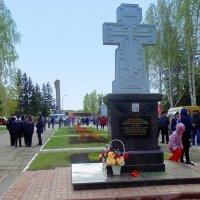 День Победы , празднование в парке Славы. :: Мила Бовкун