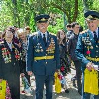 День Победы-Низкий поклон Ветеранам! :: Варвара