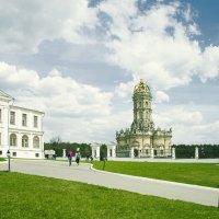 Храм Зна́мения Богоро́дицы в Дубровицах! :: Маry ...