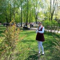 После парада. :: Евгения Бакулина