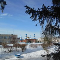 зимний день :: игорь