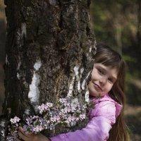 Когда деревья были большие... :: Галина Стрельченя