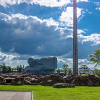 Брестская крепость 9 Мая :: Сергей Хомич