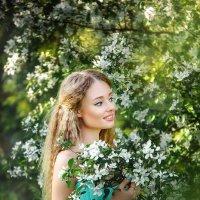 девушка-весна :: Елена Хохлова
