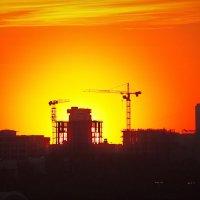 Строим дом для солнца :: Юрий Кольцов