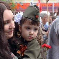 мама и дочь :: Юрий Гайворонский