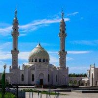 Белая Мечеть, г.Болгар :: Максим Кочетков