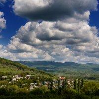 Про облака и горы :: Владимир Руденко
