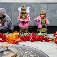День Победы в лицах. :: Татьяна Степанова